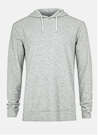 Topman Long Sleeve Fixed Hem Overhead