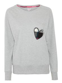 Therapy Loopback Lounge Top