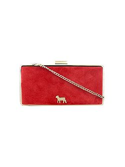 Princess snow white red medium clutch bag