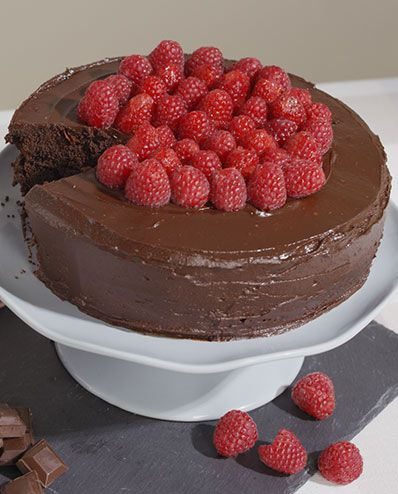 Mexican Chocolate and Chilli Cake
