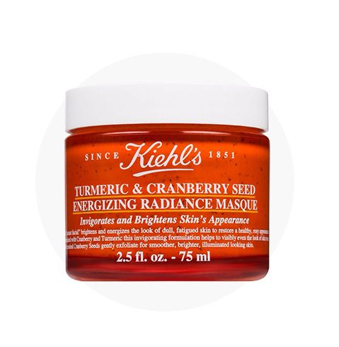 Kiehls Turmeric and Cranberry Energizing Radiance Masque