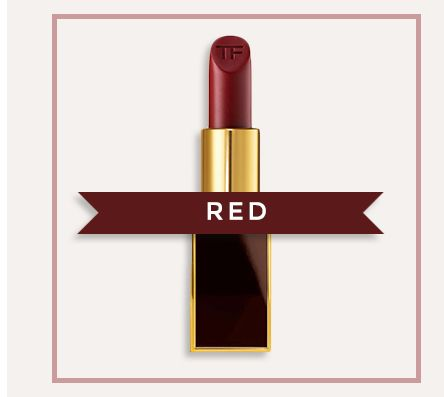 Tom Ford Lip Colour in Smoke Red