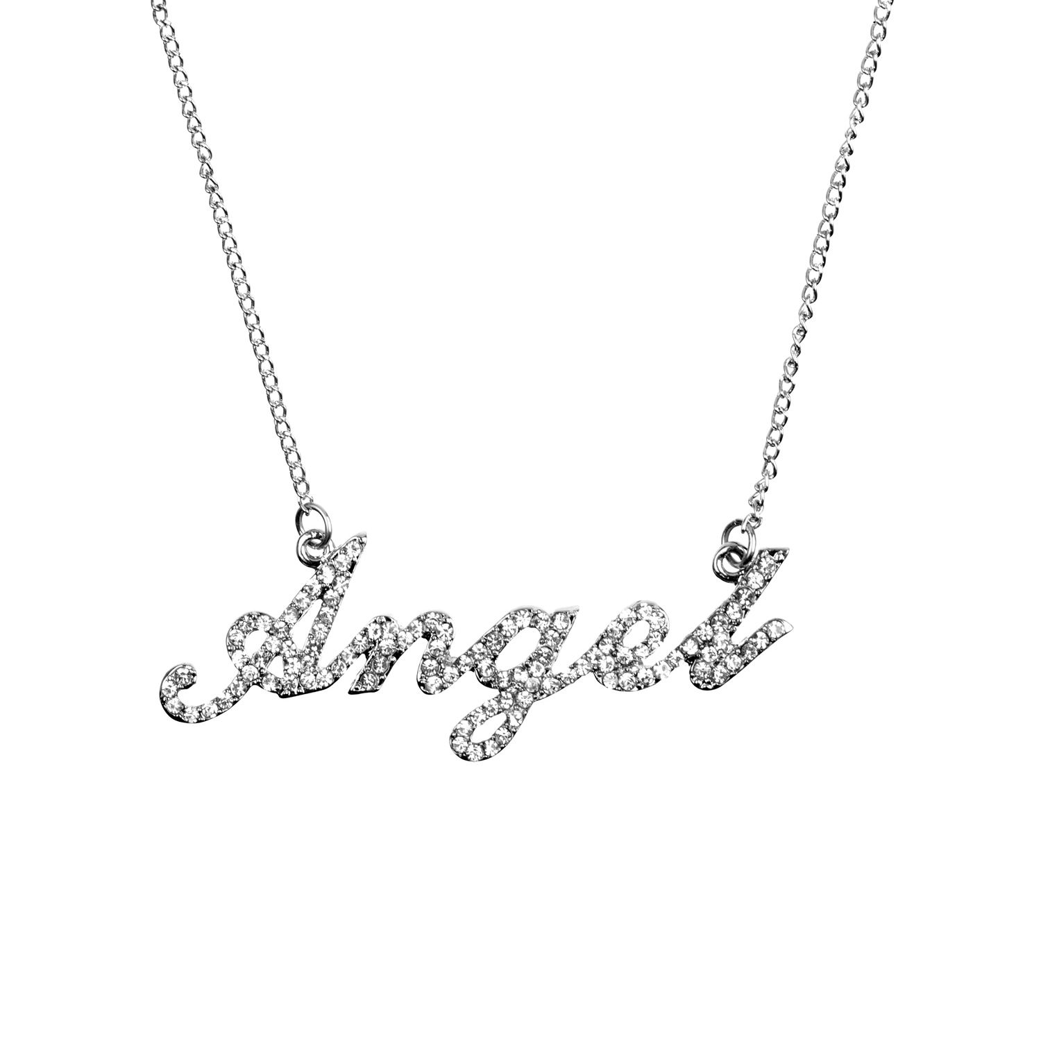Mikey Angel necklace