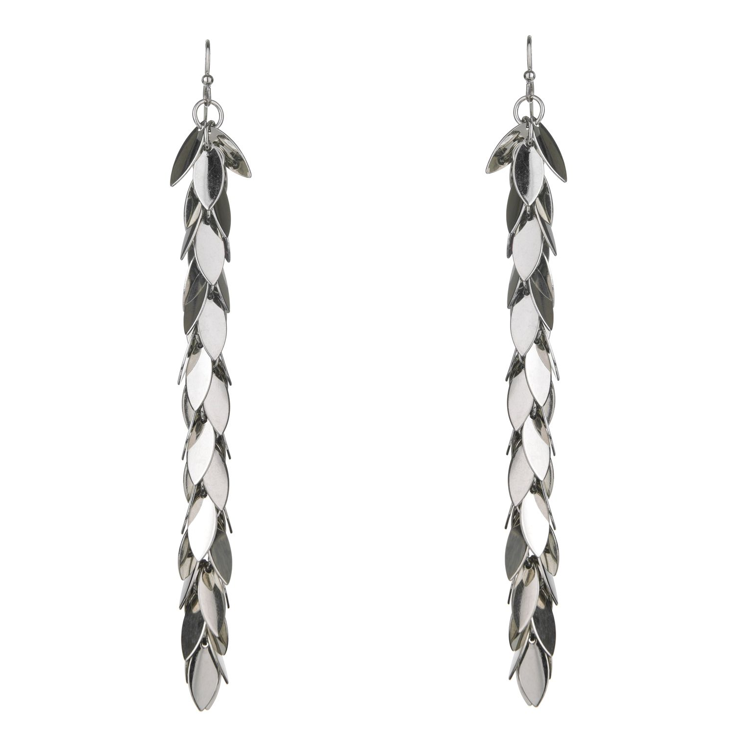 Mikey Cascading leaf drop earring product image