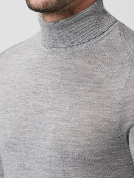 Henri Lloyd Kinton fitted roll neck knit