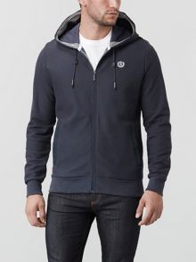 Henri Lloyd Chartham Hooded Full Zip Sweat