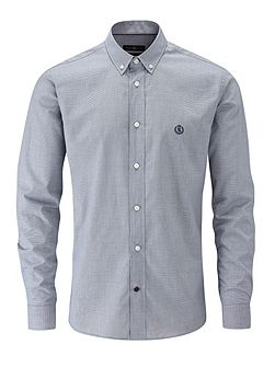 Abberley fitted shirt