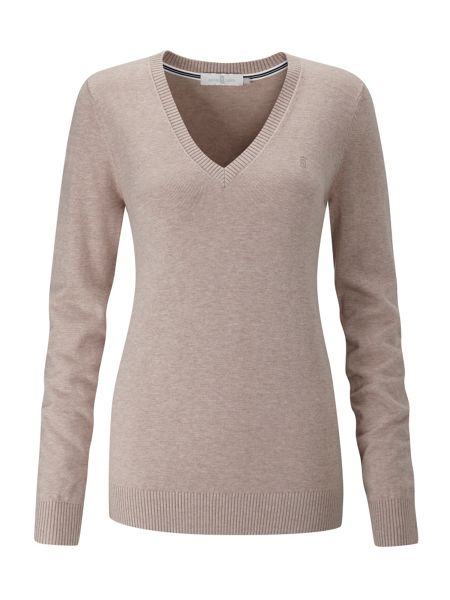Henri Lloyd Tilly V Neck Knit