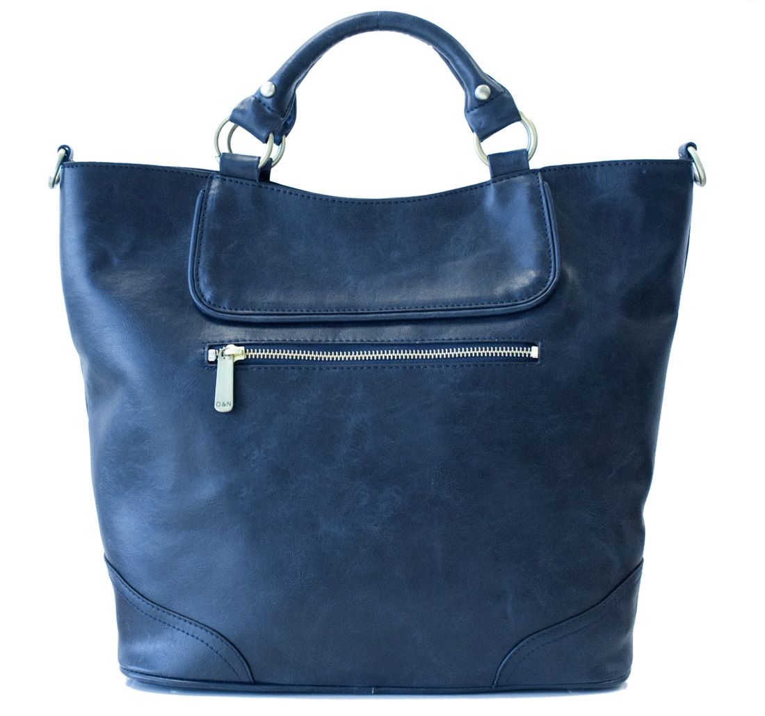 Gemma structured tote bag