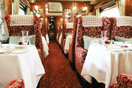 Buyagift Day excursion for two on the northern belle