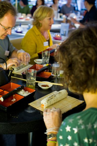 Buyagift Sushi making workshop with YO sushi for two