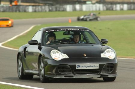 Buyagift Double supercar driving thrill at brands hatch