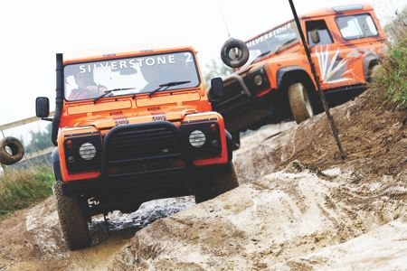 Extreme 4x4 at silverstone