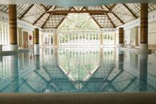 Top to toe spa day at a champneys resort
