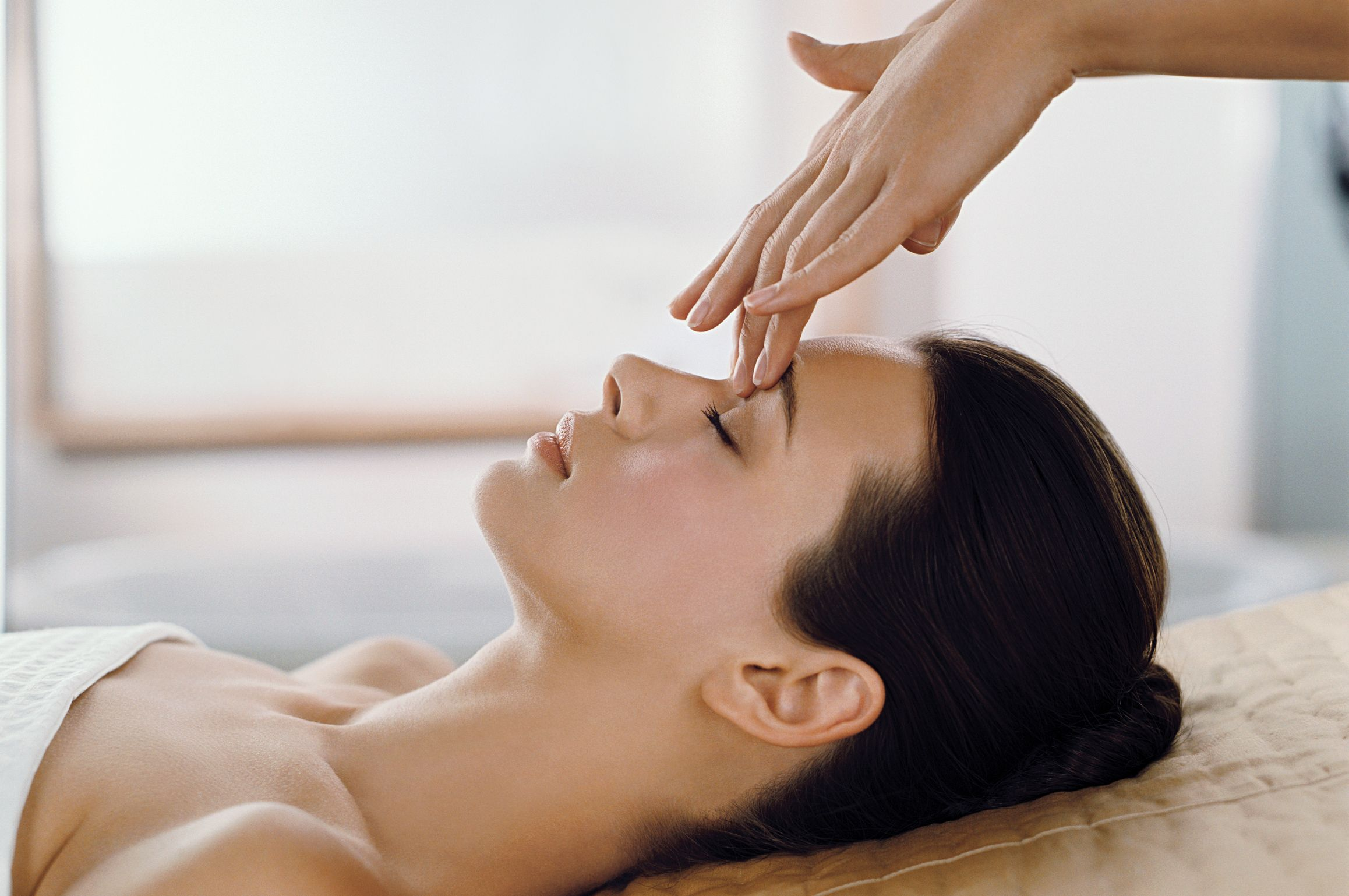 55 minute champneys deluxe massage