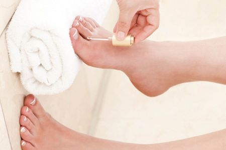 Buyagift Champneys luxury pedicure