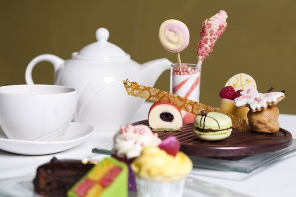Quirky afternoon tea for two choice voucher