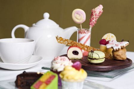 Buyagift Quirky afternoon tea for two choice voucher
