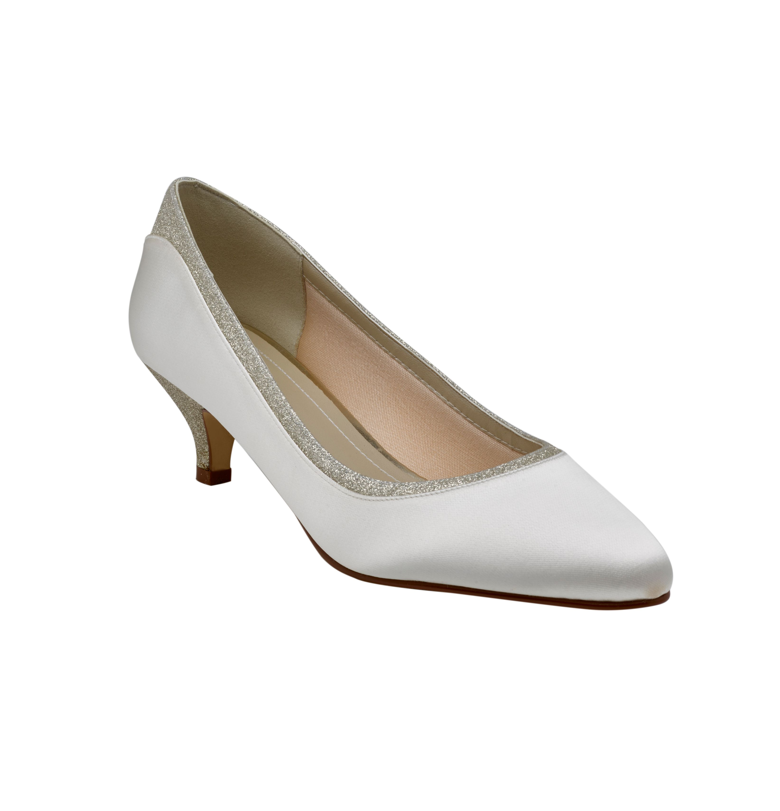 Click to view product details and reviews for Rainbow Club Bobbie Ivory Courts White.