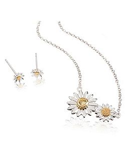 MD001 Ladies Necklace and Earring Set