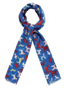 Tulchan Summer dog scarf