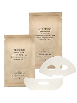 PureRetinol Intensive Revitalising FaceMasks x4