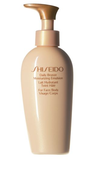 Shiseido Daily Bronze Moisturising Emulsion 150ml