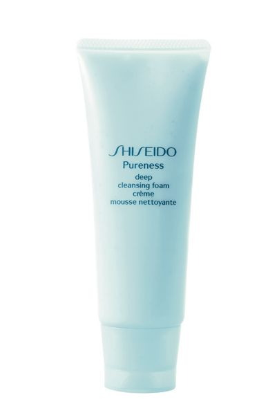 Shiseido Pureness Deep Cleansing Foam 100ml