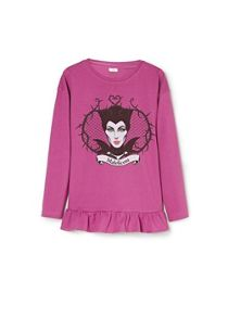Girls maleficent t-shirt