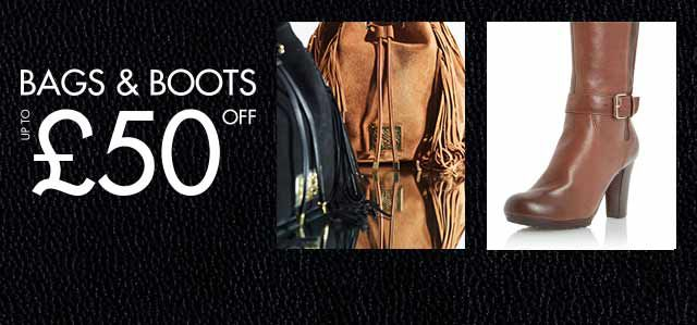Bags and Boots Offer