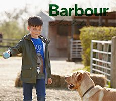 Shop Kids' Barbour