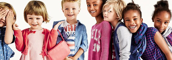 Kids clothing uk kids clothes zone for Benetton usa online shop