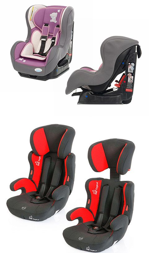 Buying a car seat: hints and tips