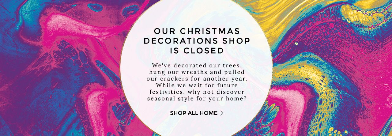 Discover the Christmas Decoration Shop