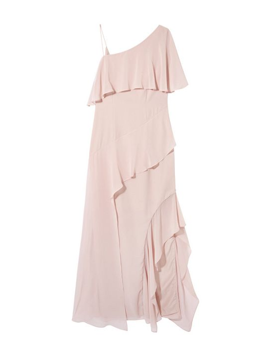 Keepsake Ruffle Maxi Dress