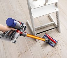 Shop cord-free vacuums