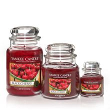 Yankee Candle Black cherry room fragrance