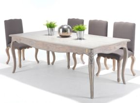 Black Orchid Provence Weathered Furniture Collection