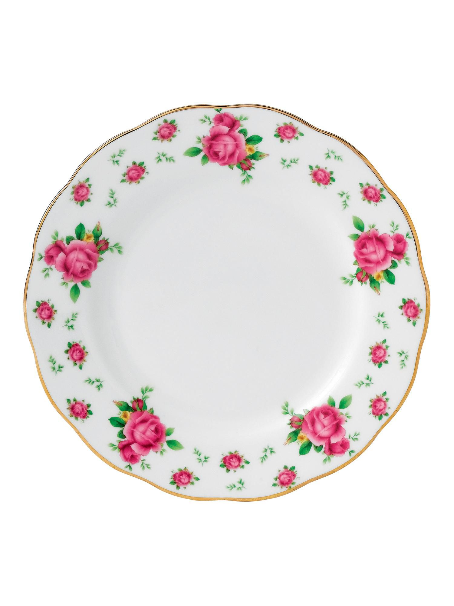 New country rose dinnerware range