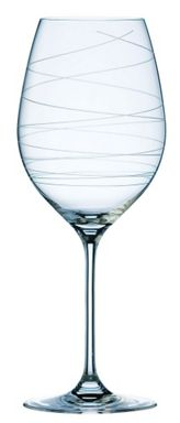 Galway Spiral Twisted Clear Glassware Range