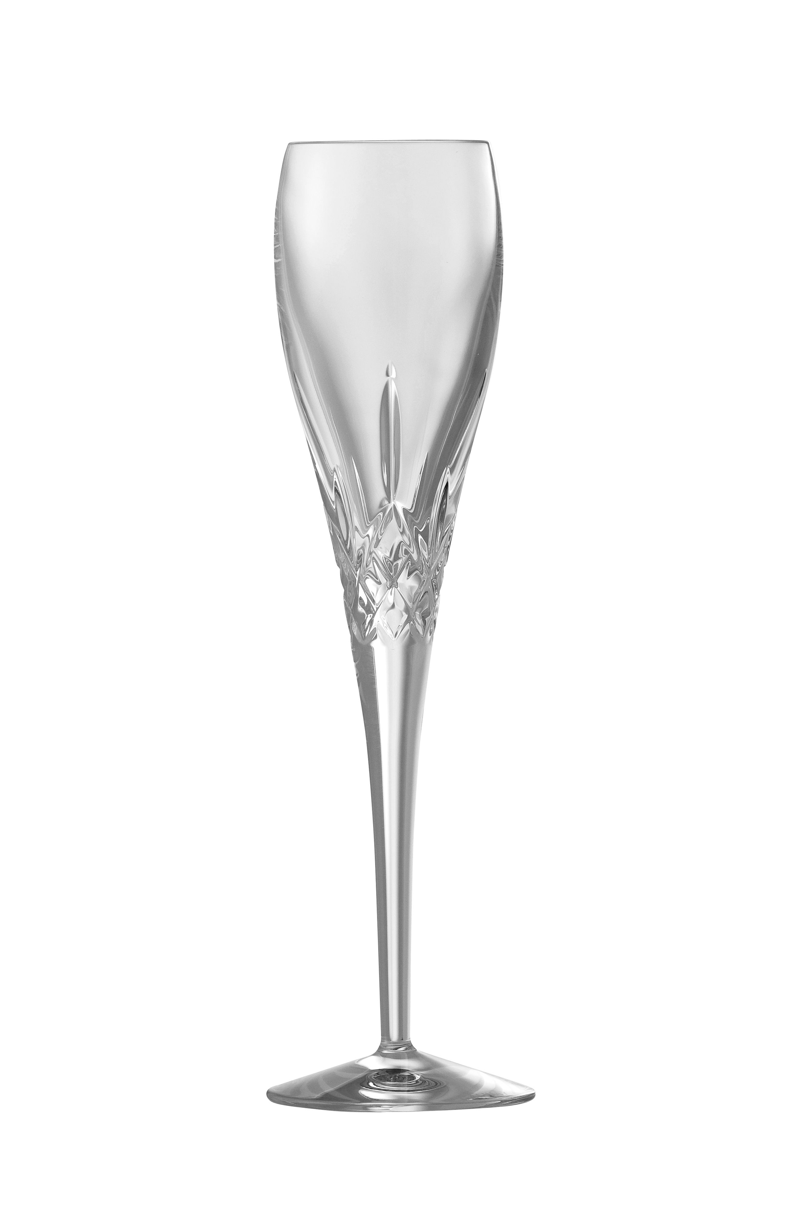 Longford Clear Crystal Glassware Range