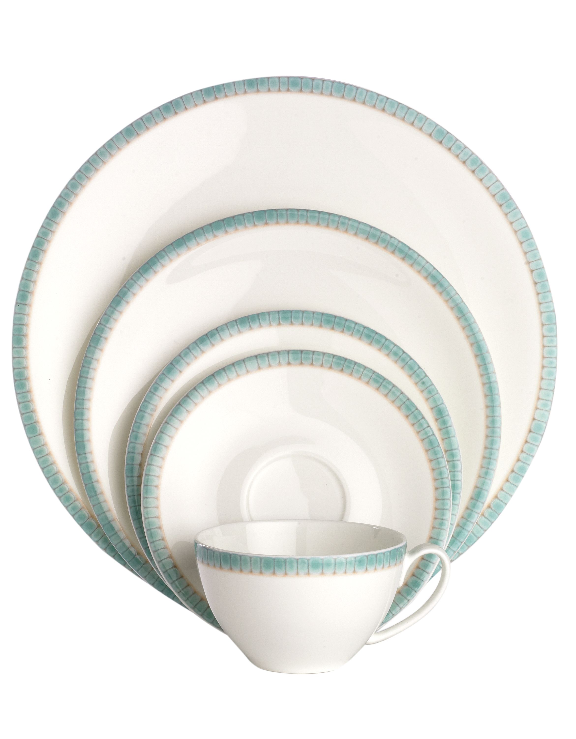 Jewel bone china dinnerware