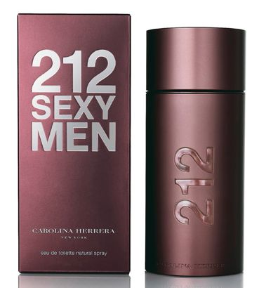 212 Sexy for men eau de toilette