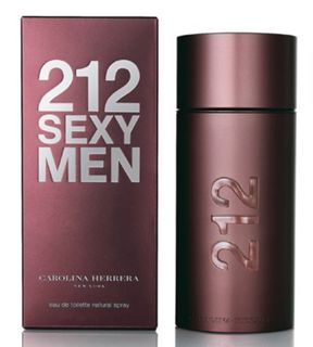 Carolina Herrera 212 Sexy for men eau de toilette