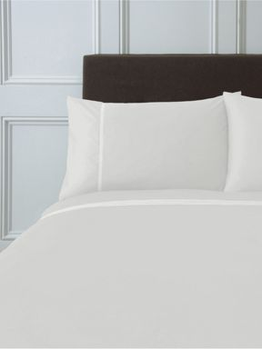 Linea Serenity bed linen in white