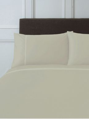 Linea Serenity bed linen in ivory