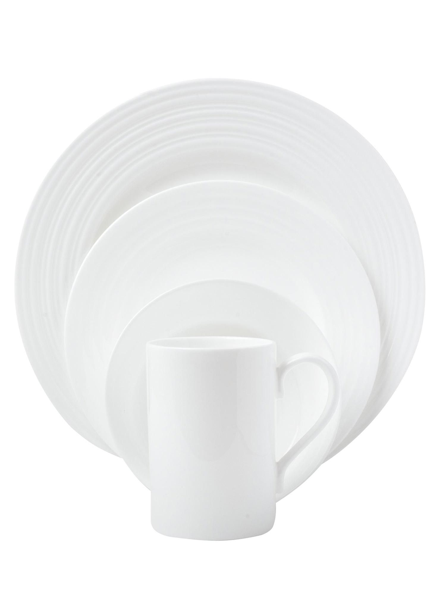 Soho bone china dinnerware
