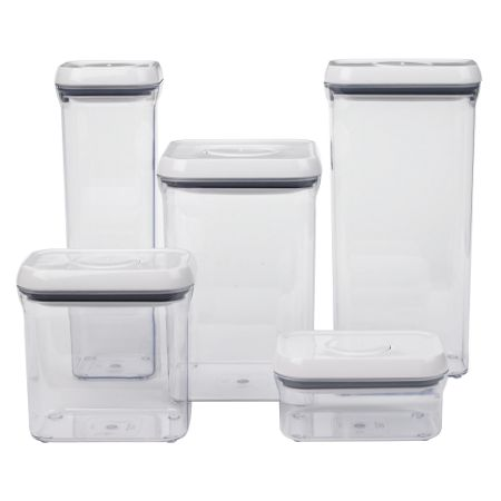 OXO Good Grips 3.2l rectangle lid container