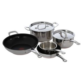 Jamie Oliver Jamie Oliver Cookware in Stainless Steel