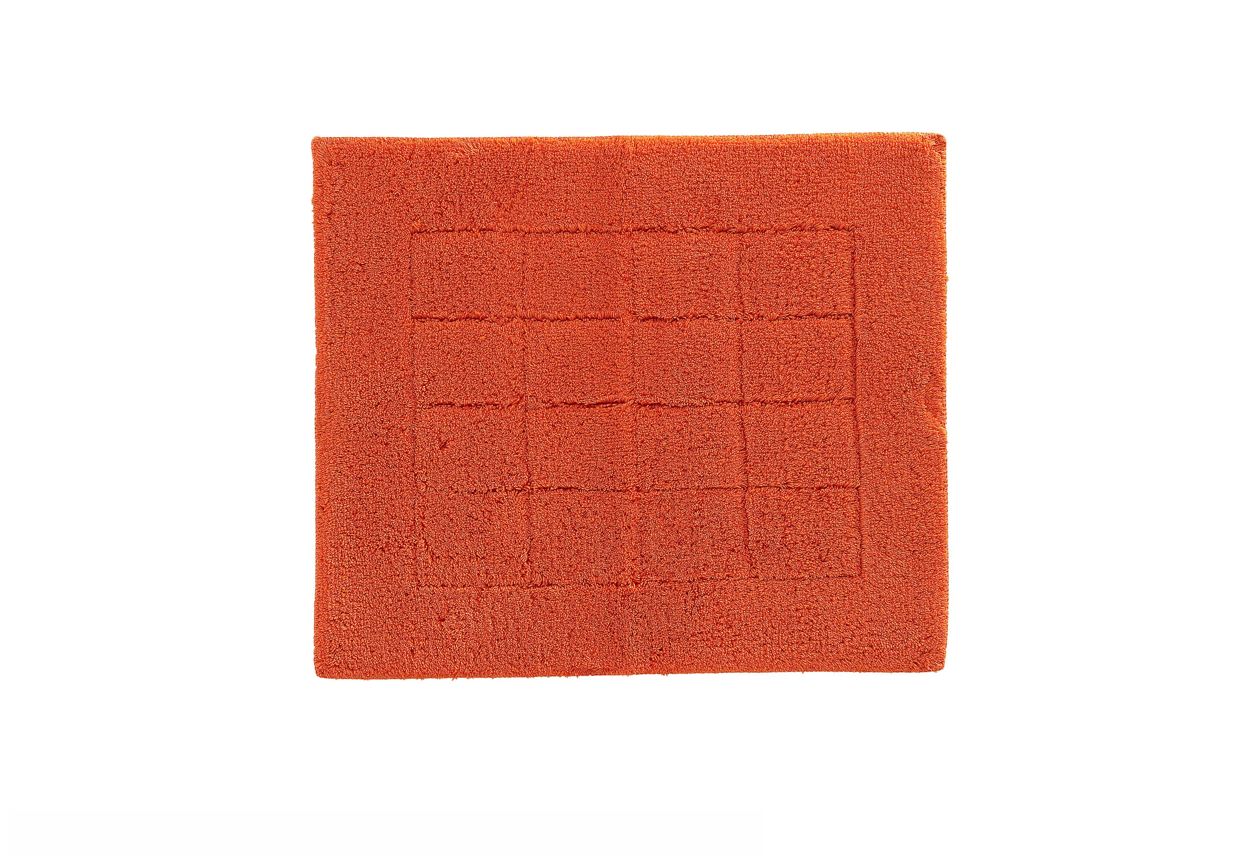 Exclusive bath mat range in fiesta